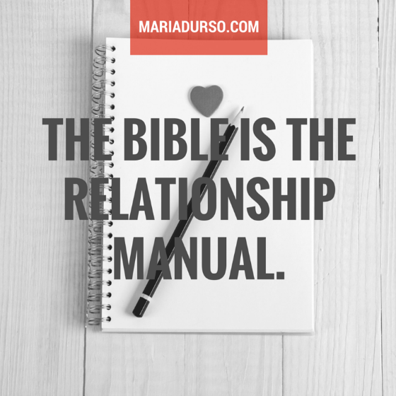 The Author of Relationships