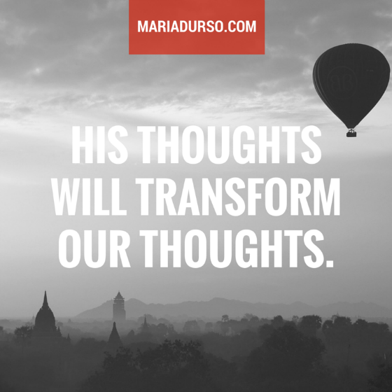 Transformed Thoughts