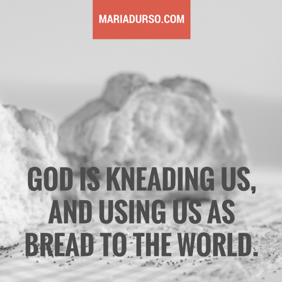 "We ""Knead"" the Church"