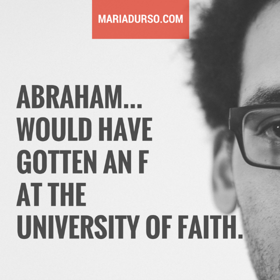Are you a University of Faith Graduate?